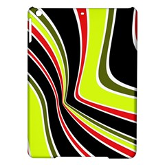 Colors Of 70 s Ipad Air Hardshell Cases by Valentinaart