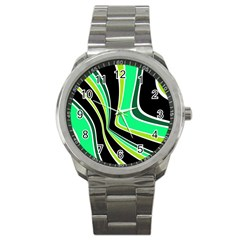 Colors Of 70 s Sport Metal Watch by Valentinaart