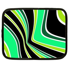Colors Of 70 s Netbook Case (large) by Valentinaart