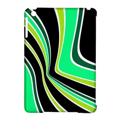 Colors Of 70 s Apple Ipad Mini Hardshell Case (compatible With Smart Cover) by Valentinaart
