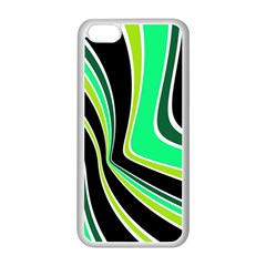 Colors Of 70 s Apple Iphone 5c Seamless Case (white) by Valentinaart