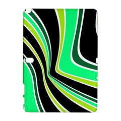 Colors Of 70 s Samsung Galaxy Note 10 1 (p600) Hardshell Case by Valentinaart