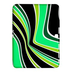 Colors Of 70 s Samsung Galaxy Tab 4 (10 1 ) Hardshell Case  by Valentinaart
