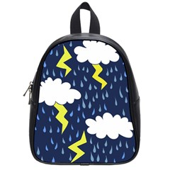 Thunderstorms School Bags (small)