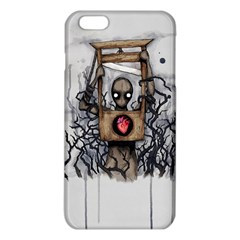 Guillotine Heart Iphone 6 Plus/6s Plus Tpu Case by lvbart