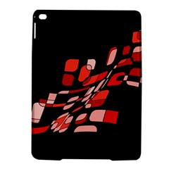 Orange Abstraction Ipad Air 2 Hardshell Cases by Valentinaart