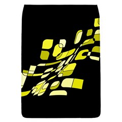 Yellow Abstraction Flap Covers (s)  by Valentinaart