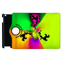 Creation Of Color Apple Ipad 3/4 Flip 360 Case by TRENDYcouture