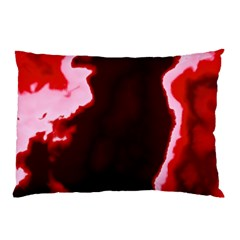Crimson Sky Pillow Case by TRENDYcouture