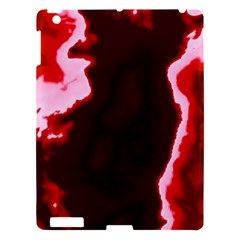 Crimson Sky Apple Ipad 3/4 Hardshell Case by TRENDYcouture