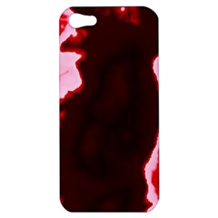 Crimson Sky Apple Iphone 5 Hardshell Case by TRENDYcouture
