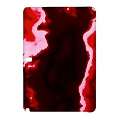 Crimson Sky Samsung Galaxy Tab Pro 12 2 Hardshell Case by TRENDYcouture