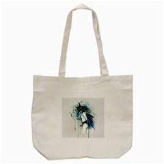 Caged Bird Tote Bag (cream) by lvbart