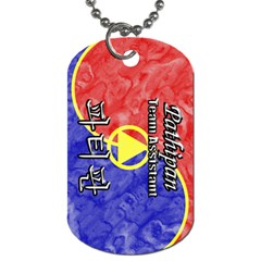 50 Pathipan Dog Tag (two Sided)