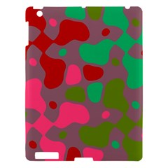 Spots                                                                                			apple Ipad 3/4 Hardshell Case by LalyLauraFLM