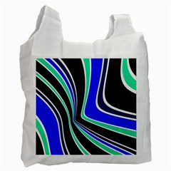 Colors Of 70 s Recycle Bag (two Side)  by Valentinaart