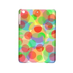 Colorful Circles Ipad Mini 2 Hardshell Cases by Valentinaart