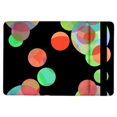 Colorful Circles Ipad Air Flip by Valentinaart