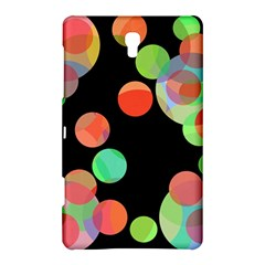 Colorful Circles Samsung Galaxy Tab S (8 4 ) Hardshell Case  by Valentinaart