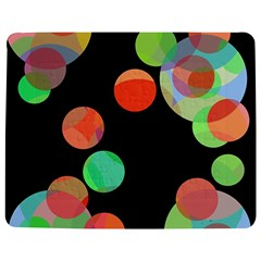 Colorful Circles Jigsaw Puzzle Photo Stand (rectangular) by Valentinaart