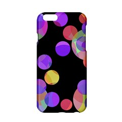 Colorful Decorative Circles Apple Iphone 6/6s Hardshell Case by Valentinaart