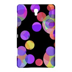 Colorful Decorative Circles Samsung Galaxy Tab S (8 4 ) Hardshell Case  by Valentinaart
