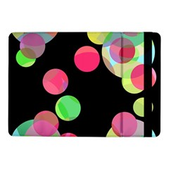 Colorful Decorative Circles Samsung Galaxy Tab Pro 10 1  Flip Case by Valentinaart