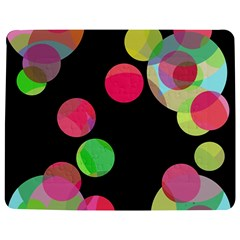 Colorful Decorative Circles Jigsaw Puzzle Photo Stand (rectangular) by Valentinaart
