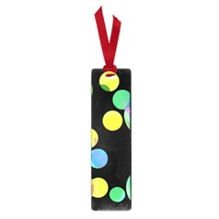Yellow Circles Small Book Marks by Valentinaart