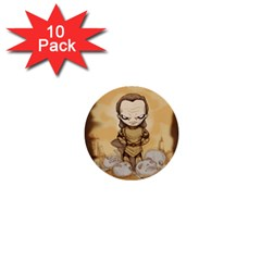Scourge Of Carpathia 1  Mini Buttons (10 Pack)  by lvbart