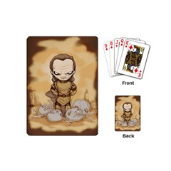 Scourge Of Carpathia Playing Cards (mini)  by lvbart