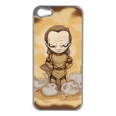 Scourge Of Carpathia Apple Iphone 5 Case (silver)
