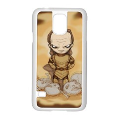 Scourge Of Carpathia Samsung Galaxy S5 Case (white) by lvbart