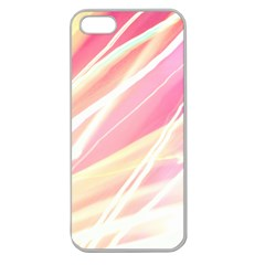 Light Fun Apple Seamless Iphone 5 Case (clear)