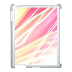 Light Fun Apple Ipad 3/4 Case (white) by tsartswashington