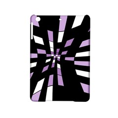 Purple Abstraction Ipad Mini 2 Hardshell Cases by Valentinaart