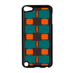 3 Colors Shapes Pattern                                                                                  			apple Ipod Touch 5 Case (black) by LalyLauraFLM