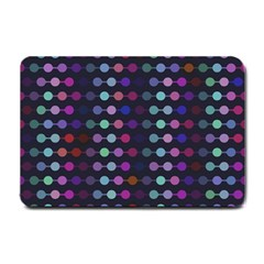 Connected Dots                                                                                     			small Doormat by LalyLauraFLM
