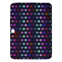 Connected Dots                                                                                     			samsung Galaxy Tab 3 (10 1 ) P5200 Hardshell Case by LalyLauraFLM