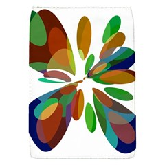 Colorful Abstract Flower Flap Covers (s)  by Valentinaart
