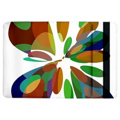 Colorful Abstract Flower Ipad Air 2 Flip by Valentinaart