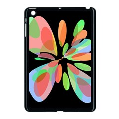 Colorful Abstract Flower Apple Ipad Mini Case (black) by Valentinaart