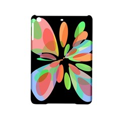 Colorful Abstract Flower Ipad Mini 2 Hardshell Cases by Valentinaart
