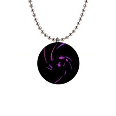 Purple Twist Button Necklaces by Valentinaart