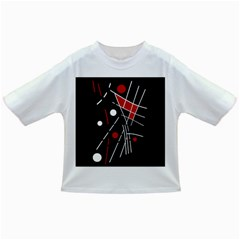 Artistic Abstraction Infant/toddler T Shirts by Valentinaart