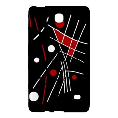 Artistic Abstraction Samsung Galaxy Tab 4 (7 ) Hardshell Case  by Valentinaart
