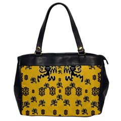 Disco Dancing In The  Tribal Nature  Office Handbags by pepitasart