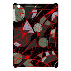 Artistic Abstraction Apple Ipad Mini Hardshell Case by Valentinaart
