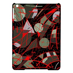 Artistic Abstraction Ipad Air Hardshell Cases by Valentinaart