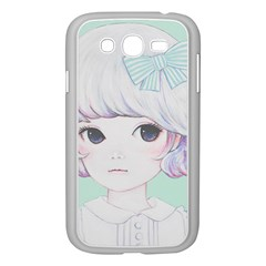 Spring Mint! Samsung Galaxy Grand Duos I9082 Case (white) by kaoruhasegawa